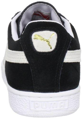 Puma Zapatos De Ante Negro r4RCzQxo